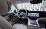 8 Mercedes EQS580 2021 FD dashboard