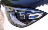 8 Mercedes Maybach S680 2021 FD headlights