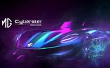 MG Cyberster
