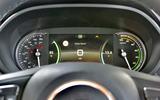 8 MG5 EV Gauges 2021 FD