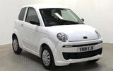 Microcar M.Go 2018 - static front