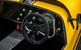 8 MK Indy RR Hayabusa 2021 UK first drive dashboard