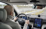 Nio ES8 2018 first drive review - James Foxall driving