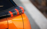 Peugeot 2008 2020 first drive review - rear lights