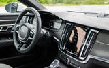 Polestar 1 2019 first drive review - infotainment