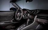 Porsche 718 Boxster GTS 4.0 PDK 2020 UK first drive review - cabin