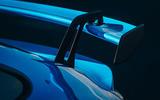 8 Porsche 911 GT3 2021 UK first drive review spoiler swan