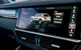 Porsche Cayenne 2018 UK first drive review infotainment