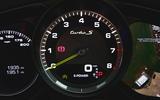 Porsche Cayenne Turbo S E-Hybrid 2020 UK first drive review - instruments