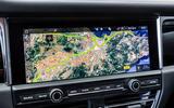 Porsche Macan S 2019 first drive review - infotainment