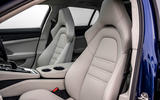 8 Porsche Panamera Turbo S E Hybrid ST 2021 UK FD front seats