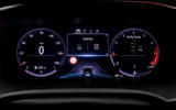 Renault Megane Sport 2020 UK first drive review - instruments