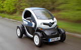 Renault Twizy - front