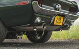 8 Revology Mustang Bullitt 2021 UK FD exhausts