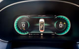 Roewe R ER6 2020 first drive review - instruments