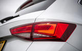 Seat Ateca Xperience 2020 UK first drive review - brake lights