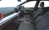 8 Seat Ibiza FL 2021 FD frontseats