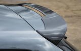 Seat Leon Cupra R 2018 UK review boot spoiler