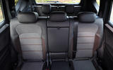Seat Tarraco 2019 UK first drive review - rear seats