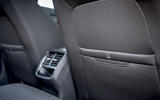 8 Skoda Octavia E Tec hybrid 2021 UK first drive review rear seats