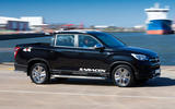 Top 10 pickup trucks 2020 - Ssangyong Musso