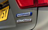 Suzuki Ignis hybrid 2020 UK first drive review - rear badge