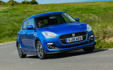 Suzuki Swift Attitude 2019 UK first drive review - on the road front