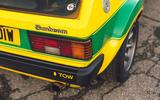 8 Tolman Talbot Sunbeam Lotus 2021 first drive review rear lights