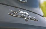 Toyota Supra 2019 UK first drive review - Supra badge