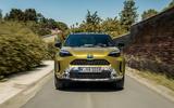 8 Toyota Yaris Cross 2021 UK LHD preprod tracking nose