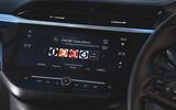 Vauxhall Corsa 2019 UK first drive review - infotainment