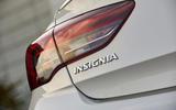8 Vauxhall Insignia SRI VX line 2021 UK FD rear lights