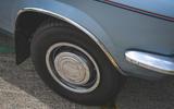 Vauxhall Victor - wheel