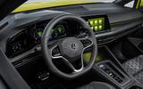 Volkswagen Golf Estate 2020 first drive review - dashboard