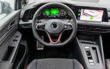 Volkswagen Golf GTI Clubsport 2020 first drive review - dashboard