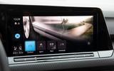 Volkswagen Golf R 2020 first drive review - infotainment
