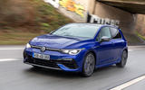 Volkswagen Golf R 2020 first drive review - tracking front