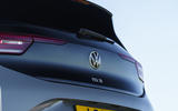 Volkswagen ID 3 2020 UK first drive review - rear end