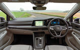 8 VW Golf Estate 2021 UK FD cabin