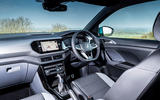 Volkswagen T-Cross R-Line 2020 UK first drive review - interior