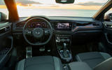 Volkswagen T-Roc R 2019 first drive review - dashboard