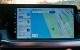 8 Xpeng P7 super long range Premium 2021 review infotainment