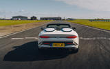 80 Bentley Mulliner Bacalar prototype drive 2021 static rear end