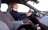 BMW iNext official images - Greg Kable drivers seat
