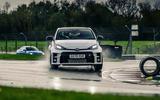 Britain's best drivers car 2020 - GR Yaris front