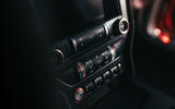 Ford Shelby Mustang GT500 official reveal - climate controls