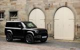 80 Land Rover Defender V8 2021 official images static