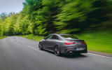 Mercedes-AMG CLA45 S 2019 official reveal - hero rear