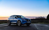 80 Nissan Qashqai 2021 official reveal static front