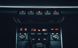 2019 Porsche 911 Carrera S track drive - analogue switches